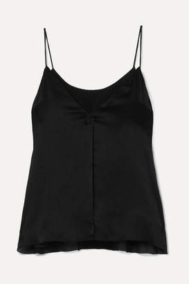 CAMI NYC The Sarah Silk-crepon Camisole