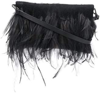 Fabiana Filippi embellished crossbody bag