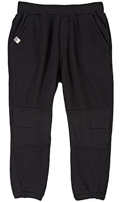Lennon + Wolfe Hendrix Cotton-Blend Fleece Jogger Pants