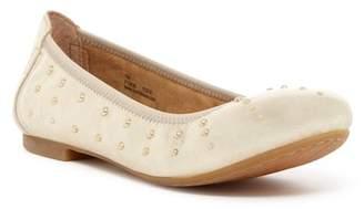 Børn Julianne Leather Flat