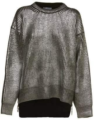 Paco Rabanne Asymmetric Sweater