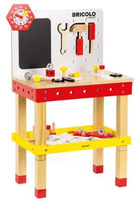 Janod 'Bricolo Redmaster Magnetic Workbench' Play Set