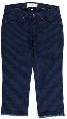 Habitual Low-Rise Pinstriped Jeans w/ Tags