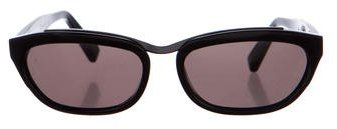 Marc Jacobs Marc Jacobs Tinted Cat-Eye Sunglasses