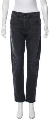 Diesel Straight-Leg Mid-Rise Jeans