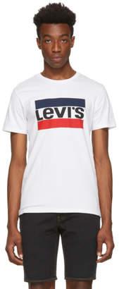 Levi's Levis White Classic T-Shirt