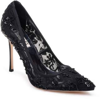 Badgley Mischka Collection Veronica Lace Pump