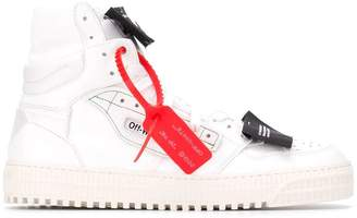 Off-White Off White off-court 3.0 hi-top sneakers white