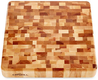 Catskill Craft Catskill End Grain Slab Butcher Block with Finger Slots
