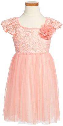 Popatu Tulle Skirt Party Dress