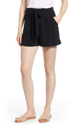 Habitual Claudia Tie Front Shorts