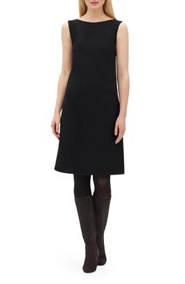 Lafayette 148 New York Laflora Nouveau Wool Crepe Dress