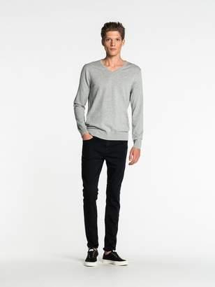 Scotch & Soda Melange V-Neck Sweater