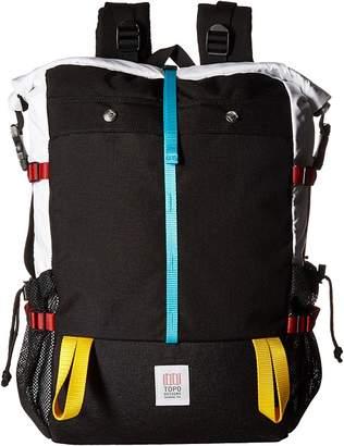 Topo Designs Mountain Roll Top Bags