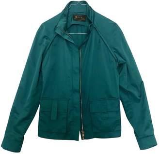 Loro Piana Green Jacket for Women