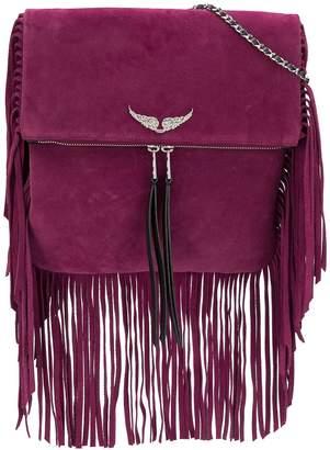 Zadig & Voltaire Zadig&Voltaire Rockson fringes crossbody bag