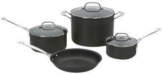 Cuisinart Hard Anodized Cookware Set (7 PC)