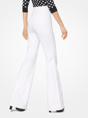 Michael Kors White Women s Jeans - ShopStyle 88b8dc959