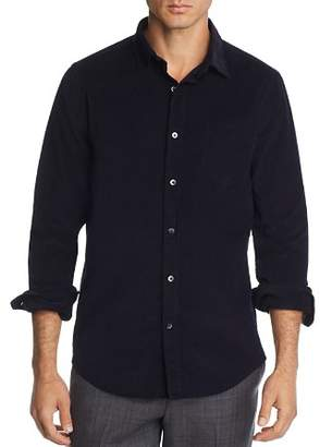 Bloomingdale's The Men's Store at Regular Fit Corduroy Shirt - 100% Exclusive