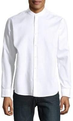 Black & Brown Black Brown Classic Long-Sleeve Button-Down Shirt