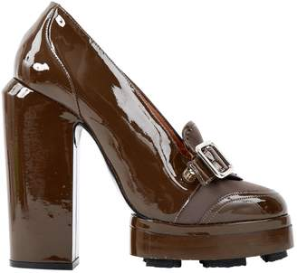 Carven Patent leather heels