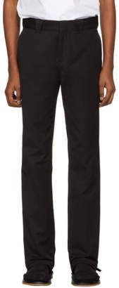 Burberry Black Tailored Turnpike Trousers