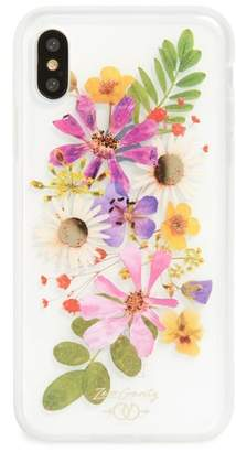 Zero Gravity Petal iPhone X Case