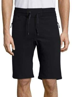 Madison Supply Solid Drawstring Shorts