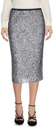 LE COEUR DE TWIN-SET SIMONA BARBIERI Knee length skirts $145 thestylecure.com