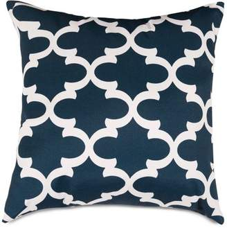 "Majestic Home Goods Trellis Large Decorative Pillow, 20"" x 20"", Indoor/Outdoor"