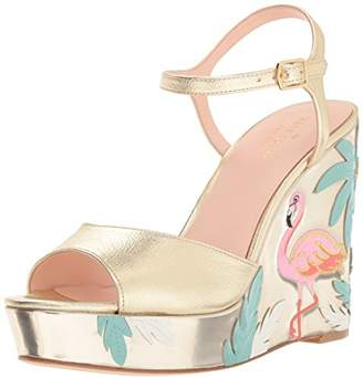 Kate Spade Women's Darie Wedge Sandal