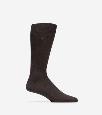 Cole Haan 10x1 Ribbed Crew Socks