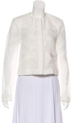 Jason Wu Lace Evening Jacket