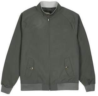 Burton Mens Khaki Raglan Harrington Jacket