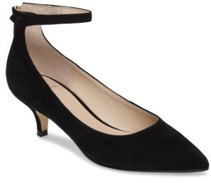Marc Fisher Women's Vesta Ankle Strap Pump