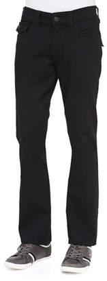 True Religion Ricky Midnight Straight-Fit Jeans
