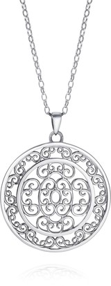 Hendrikka Waage Large Baron Sterling Silver Necklace