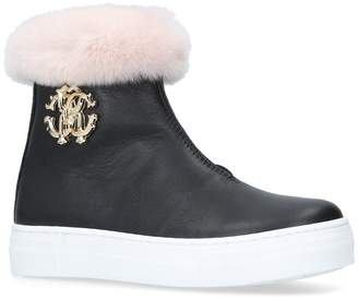 Roberto Cavalli Jessica Boots