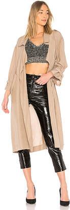 Marissa Webb Jordana Trench Coat