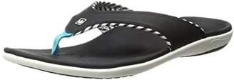Spenco Women's Yumi Candy Stripe Sandal