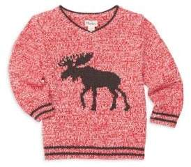 Hatley Baby Boy's Moose Knit Sweater