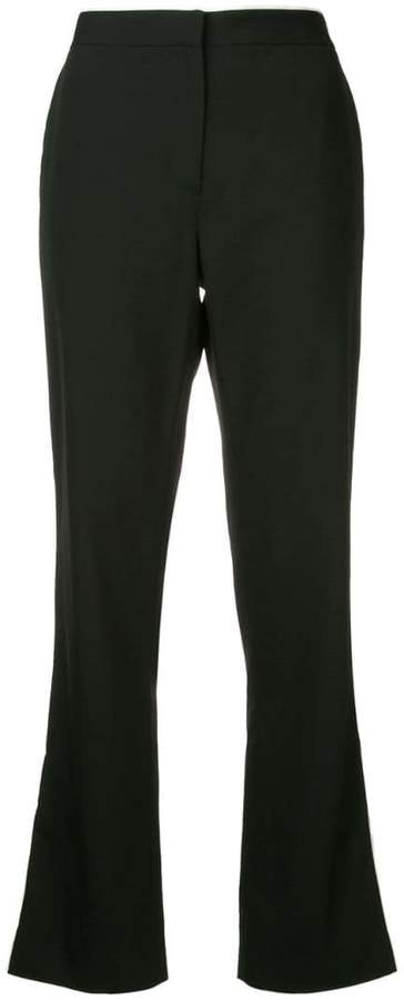 outline detail trousers
