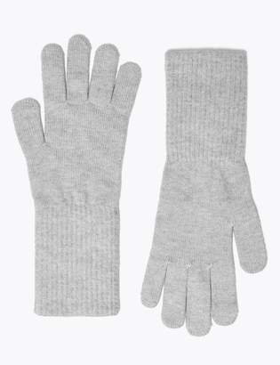 Marks and Spencer Knitted Gloves