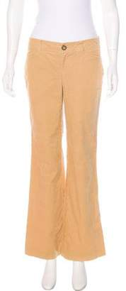 Lilly Pulitzer Corduroy Mid-Rise Pants