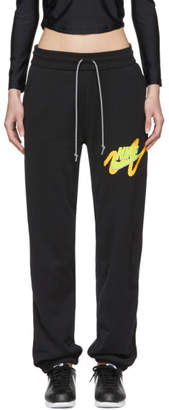 Nike Black NSW Archive Lounge Pants