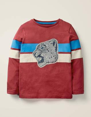Wild Applique T-Shirt