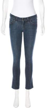 DL1961 Low-Rise Skinny Jeans