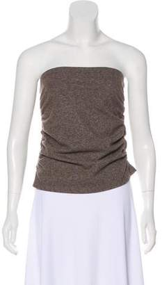 Gunex Wool Strapless Top