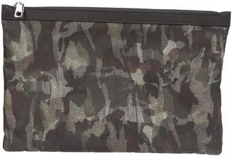 Dolce & Gabbana Printed Camouflage Clutch