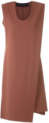 Gloria Coelho asymmetric dress